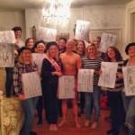 Hen Party Life Drawing - Bristol - Bath - 07747571426 benlowrey@me.com
