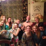 Hen Party Buff Butler - Bristol - Bath